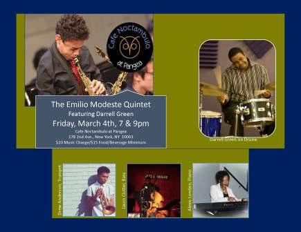 Mio quintet 3-4-2016